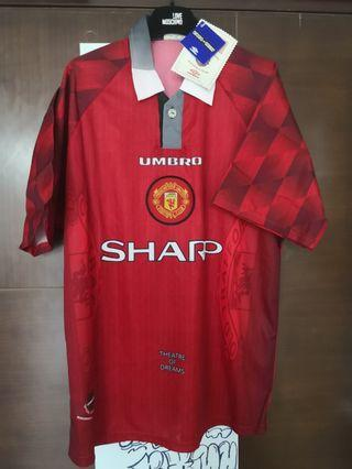Manchester United 曼聯 96-98