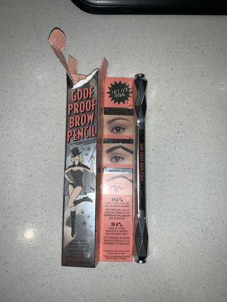 Benefit brow pencil no#5