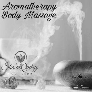 Aromatherapy Body Massage