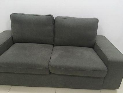 Ikea double sofa