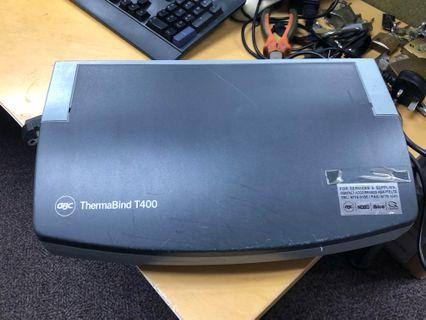 🚚 Thermabind t400