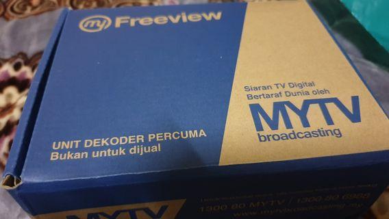MyTV Decorder