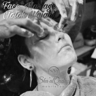 Face Massage / Urutan Wajah (Totok Wajah)