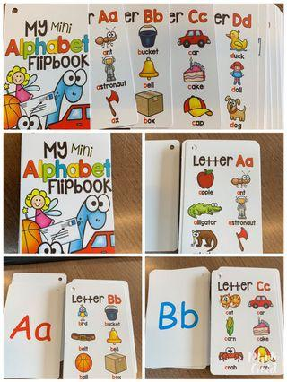 26英文字母卡
