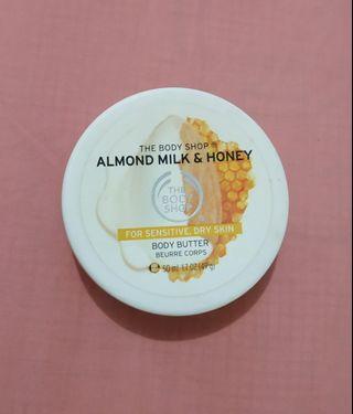 #mauvivo The Body Shop Body Butter