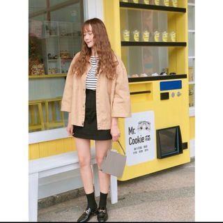 🚚 韓國🇰🇷卡其襯衫外套
