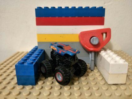Hot Wheels Monster Jam Sixty Eight (Special)