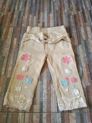 Celana baby 1year