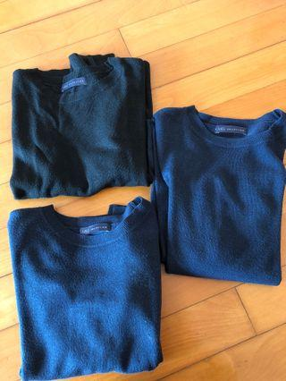 M & Spencer $10 each sweater