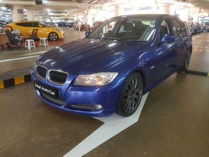B.M.W 318i for rent