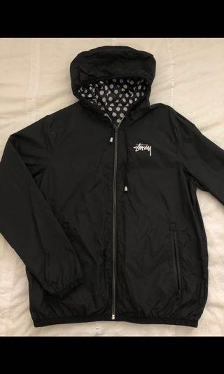 Stussy Reversable Windbreaker Jacket