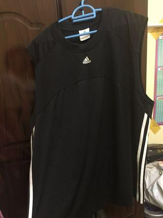 Original Adidas Jersey Sleeveless XL