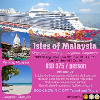 Isles of Malaysia by Genting Dream Cruise