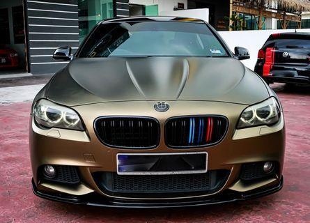 SEWA BELI>>BMW F10 528i 3.0 M-SPORT 2011/2014
