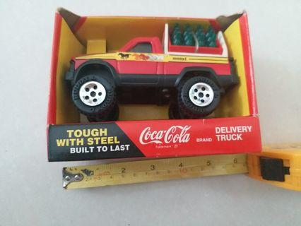 Coca Cola Big Wheel Delivery Truck