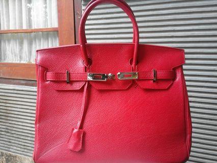 Dijual Tas Hermes merah