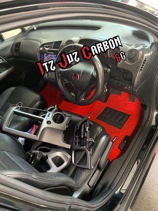 Honda Stream Carbon Interior panel