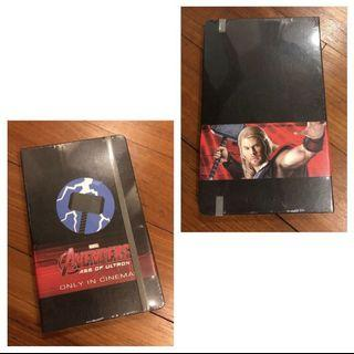 Avengers Thor Limited Edition Moleskin Notebook