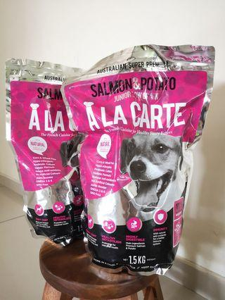 CHEAP Puppy Food and Bag