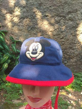 Topi anak Mickey Mouse Original Disney