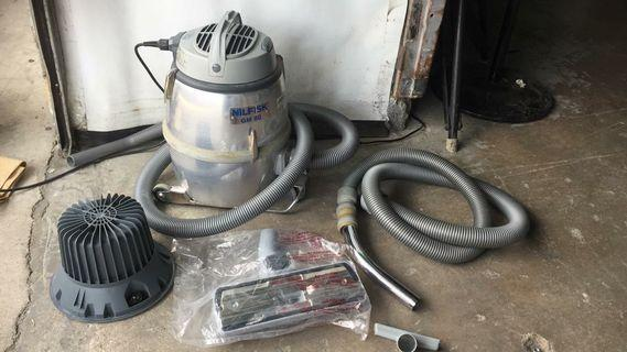 Nilfisk GM-80 Vacuum  Cleaner with accessories @$150 each