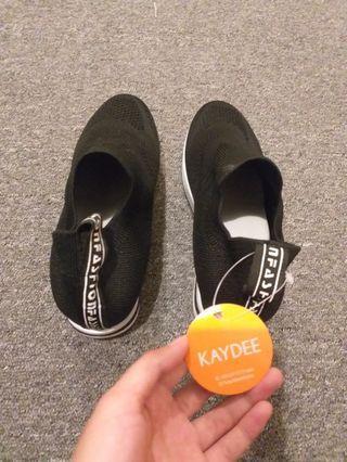 KAYDEE Black Shoes