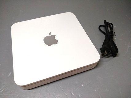雙頻路由器 2.4G 5G Apple airport Time capsule 含2TB硬盤