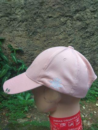 Topi Pink Asli Dari Korea Kpop