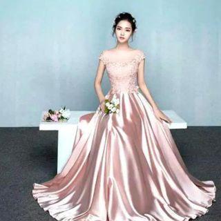 jual gaun mama /gaun mc / gaun singer / gaun prewedding /  gaun pesta / gaun ballgown