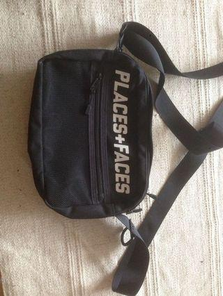 Places + Faces cross body bag 斜咩袋