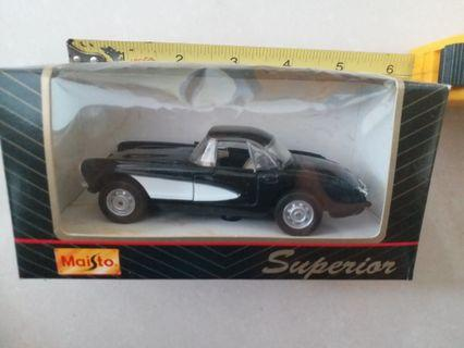50's Chevette Stingray sport car