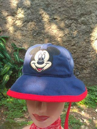 Topi anak Mickey Mouse Asli Disney
