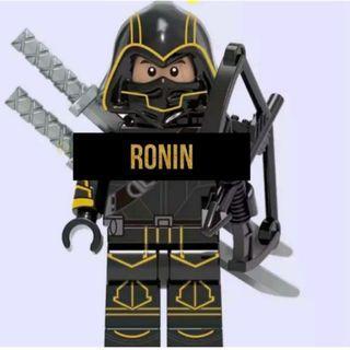 🚚 Lego Inspired Ronin / Hawkeye Endgame