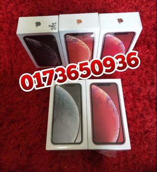 Iphone XR 64 gb Baru seal box