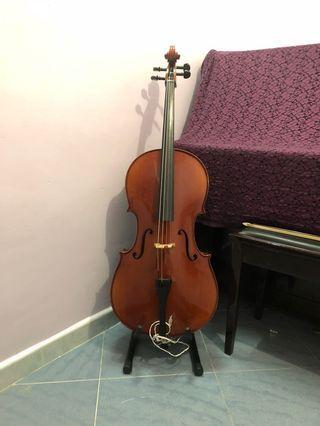 1/2大提琴