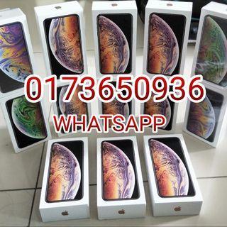 Iphone Xs max 512 GB 4399 RM