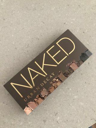 BNIB Urban Decay Naked palette