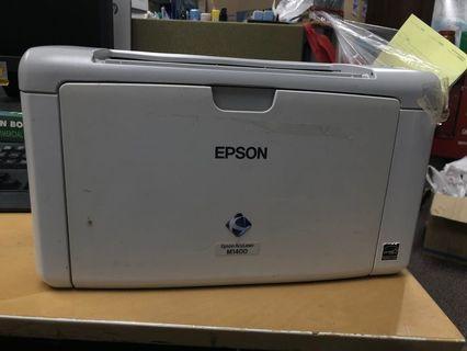 Epson AcuLaser M1400 Monochrome Laser Printer Model: M1400