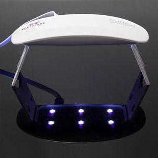 Easy to Use !! Mini White UV Lamp