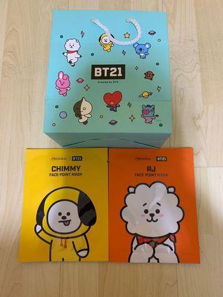 [WTS] BT21 Loose Items