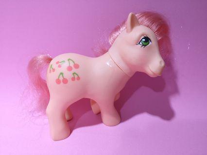 Vintage G1 My Little Pony - Cherries Jubilee