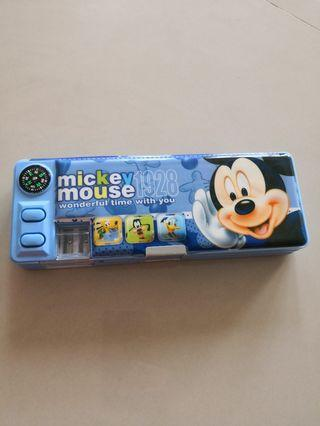 🚚 Giving Away! Mickey Mouse Pencil Box