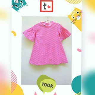 Jual baju/dress anak ekslusif dan murah #BAPAU