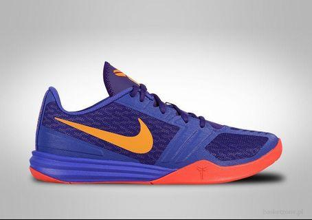 Kobe Mentality Lakers Purple