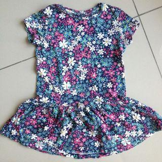 Mothercare top dress floral