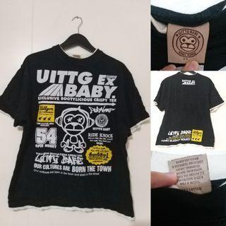 Preloved Man Original - Tshirt UITTG Baby