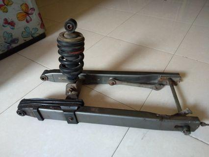 Spare part lc 135 v1