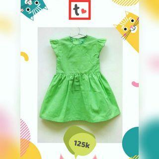Jual baju/dress anak eksklusif home made dan murah #BAPAU
