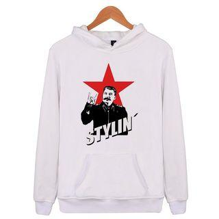 Stalin Stylin Hoodie