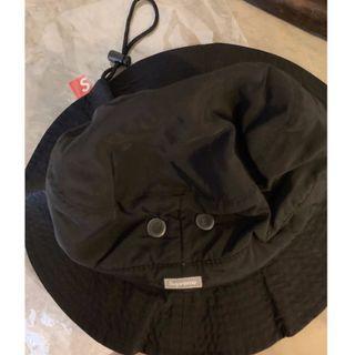 SUPREME Black Bucket Hat Brand NEW for LELONG SALE! $80!!!